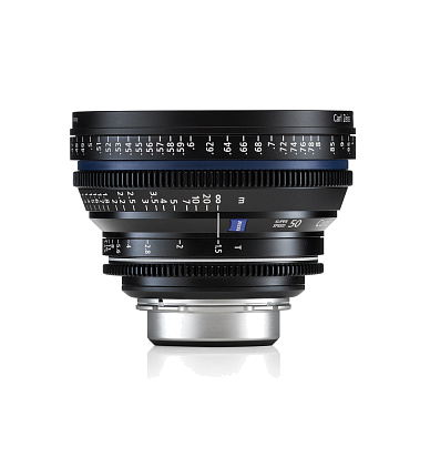 Carl Zeiss CP.2  1.5/50 T* - metric Super Speed EF Кино объектив, байонет EF (Canon)  316 800 Р