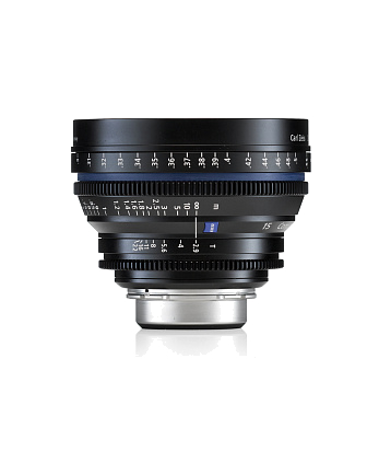 Carl Zeiss CP.2  2.9/15 T* - metric F Кино объектив, байонет F (Nikon)  322 400 Р