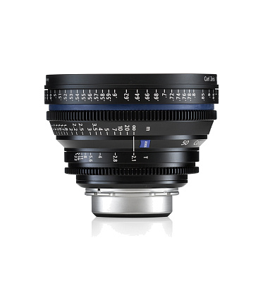 Carl Zeiss CP.2  2.1/50 T* - metric F Кино объектив, байонет F (Nikon)  229 500 Р