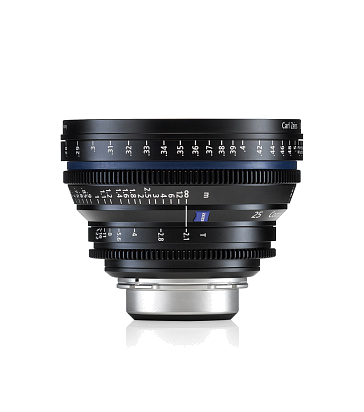 Carl Zeiss CP.2  2.1/25 T* - metric F Кино объектив, байонет F (Nikon)  252 900 Р